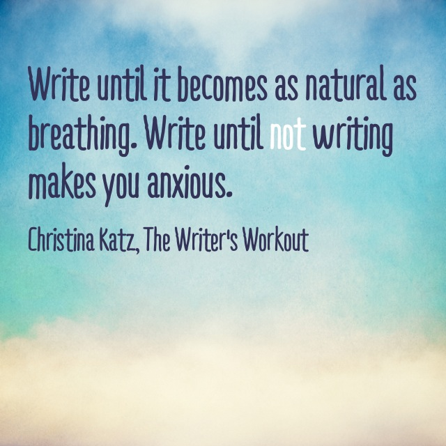 Writelikeyoubreathe
